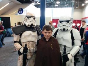 Blaine Stormtroopers
