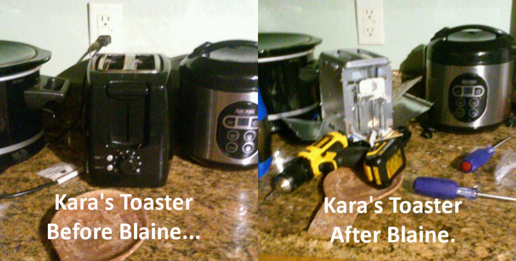 toaster prank3